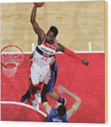 Jeff Green Wood Print