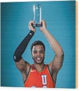 NBA Rising Stars Challenge Wood Print