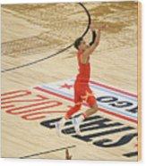2020 NBA All-Star Game Wood Print