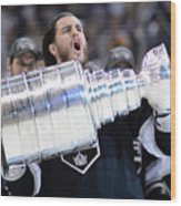 2012 NHL Stanley Cup Final – Game Six Wood Print