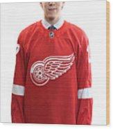 2017 NHL Draft - Portraits Wood Print
