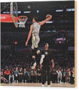Larry Nance Wood Print