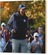 Ryder Cup - Day Two Foursomes Wood Print