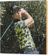 World Golf Championships-Mexico Championship - Round One Wood Print