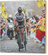 100th Tour of Flanders Wood Print