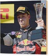 F1 Grand Prix of Hungary Wood Print