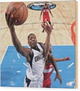 Dorian Finney-smith Wood Print