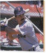 MLB Photos Archive Wood Print
