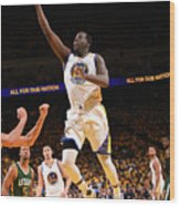 Draymond Green Wood Print