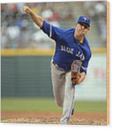Aaron Sanchez Wood Print