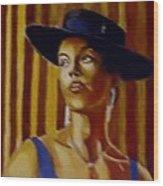 Alica Wood Print
