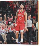 Austin Rivers Wood Print