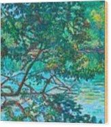Bisset Park Wood Print