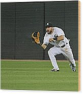 Chase Headley and Adam Eaton Wood Print