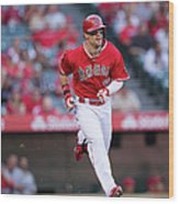 Collin Cowgill Wood Print