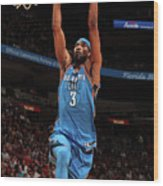 Corey Brewer Wood Print