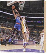 Courtney Lee Wood Print