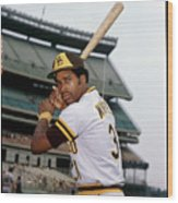 Dave Winfield Wood Print
