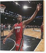 Dion Waiters Wood Print