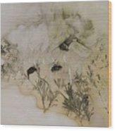 Eco print 5 Wood Print