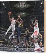 Eric Gordon Wood Print