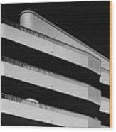 facade study lV Wood Print