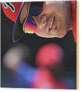 Freddy Galvis Wood Print
