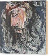 Gethsemane to Golgotha Wood Print