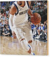 Gian Clavell Wood Print
