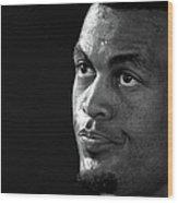 Giancarlo Stanton Wood Print