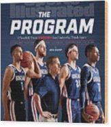 Gonzaga The Program cover Wood Print