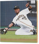 Gregory Polanco Wood Print