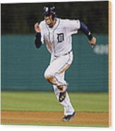 J. D. Martinez Wood Print