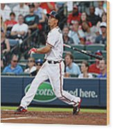 Jace Peterson Wood Print