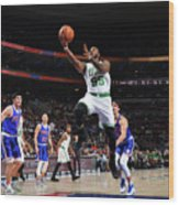 Jae Crowder Wood Print