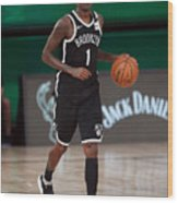 Jamal Crawford Wood Print