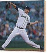 James Paxton Wood Print