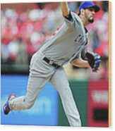 Jason Hammel Wood Print