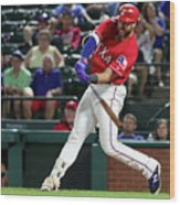 Joey Gallo Wood Print