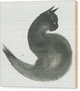 Keen Wood Print