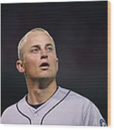 Kyle Seager Wood Print
