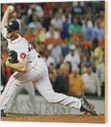 Lance Mccullers Wood Print