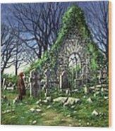 Londonderry Stones Wood Print