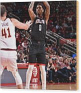 Marquese Chriss Wood Print
