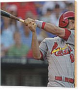 Matt Carpenter Wood Print