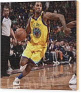 Nick Young Wood Print