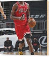 Oklahoma City Thunder v Chicago Bulls Wood Print