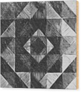 Originated From Within  Wood Print