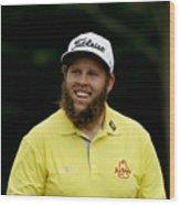PGA Championship - Round Three Wood Print