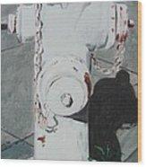Russian Hill Larkin and Greenwich Wood Print